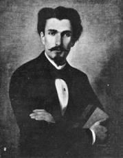 borrani autoportrait