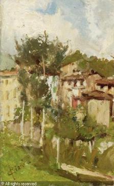 ciani-cesare-1854-1925-italy-case-a-candeli-1503684